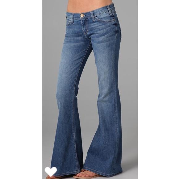 Current/Elliott Denim - Current/Elliott The Low Bell Jeans